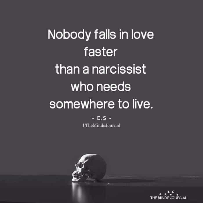 Nobody Falls in Love Faster