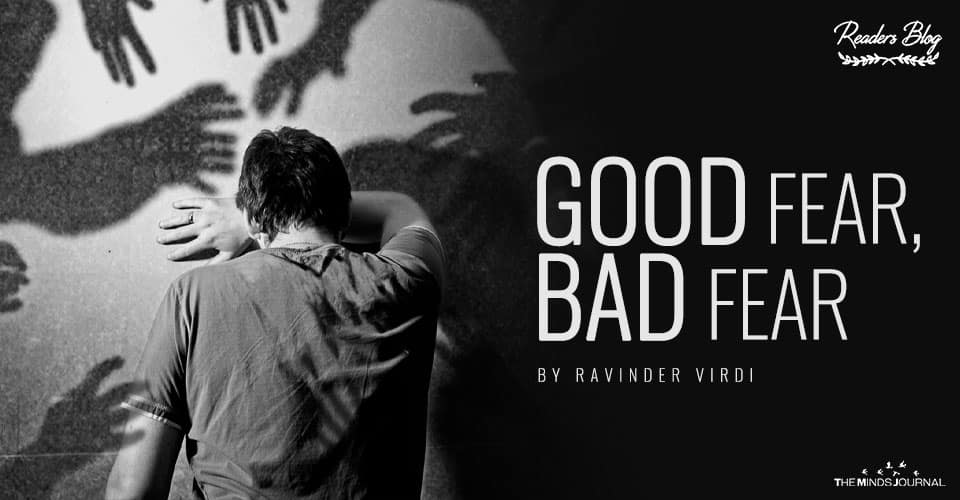 Good Fear, Bad Fear