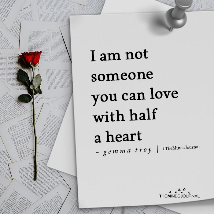 I Am Not Someone