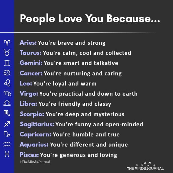 people love