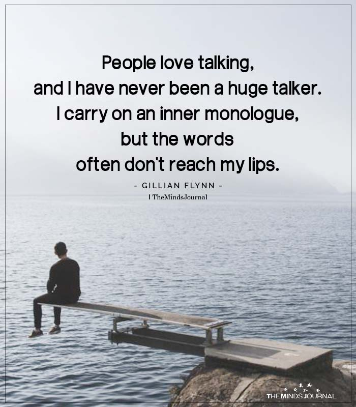 People Love Talking