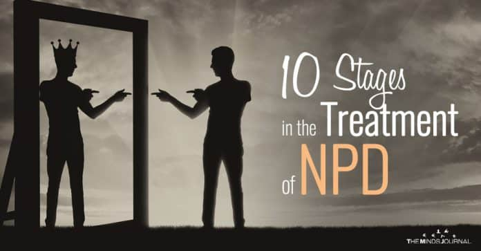Treating Narcissistic Personality Disorder: 10 Stages You Must Know About