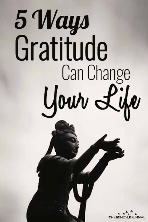5 Ways Gratitude Can Change Your Life
