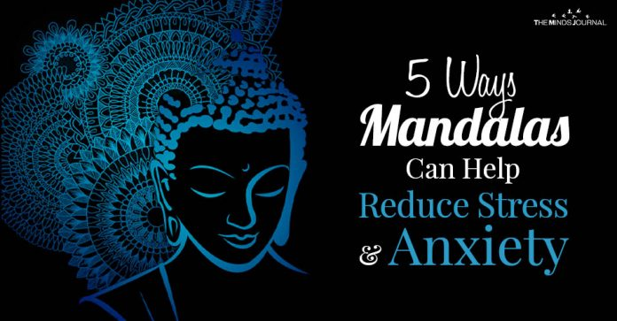 5 Ways Mandalas Can Help Reduce Stress and Anxiety
