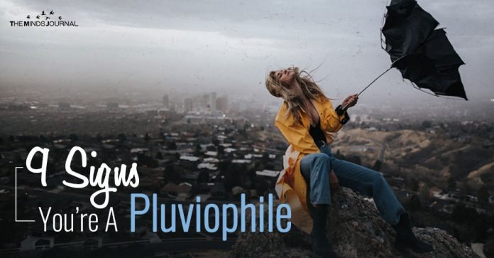 Are You A Pluviophile? 9 Signs That You're A Certified Rain Lover