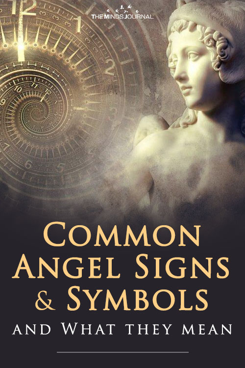 Common Angel Signs and Symbols and What they mean