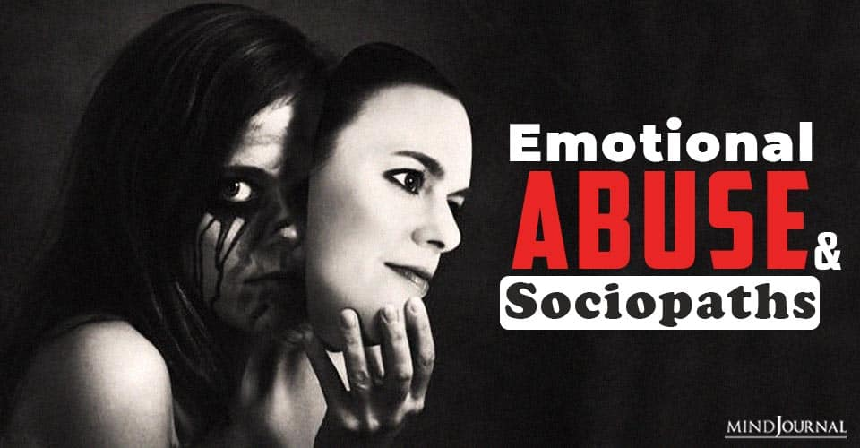 Emotional Abuse and Sociopaths