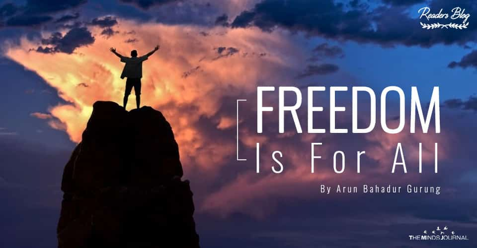 freedom is for all