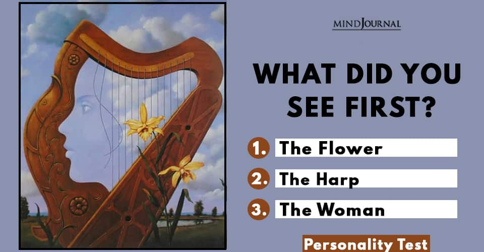 Fun Optical Illusion Personality Test
