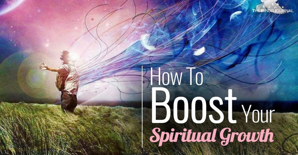 How To Boost Your Spiritual Growth and Development