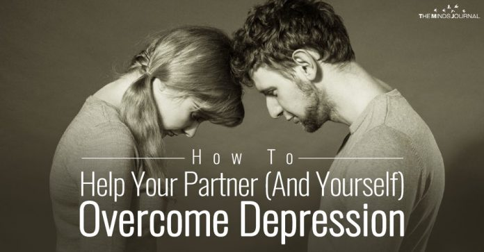 How To Help Your Partner (And Yourself) Overcome Depression
