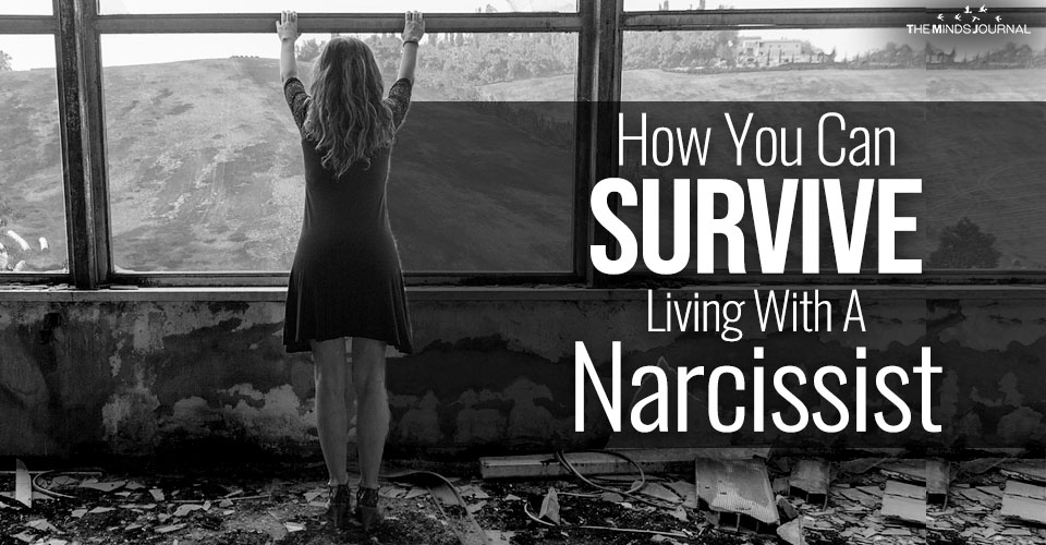 How You Can Survive Living With A Narcissist