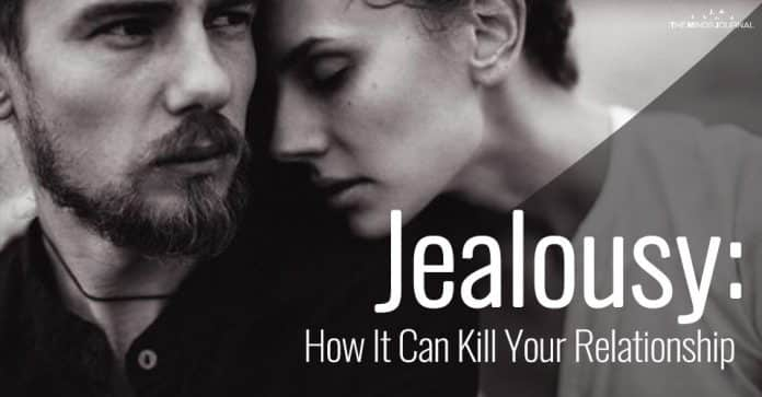 Jealousy: How It Can Kill Your Relationship
