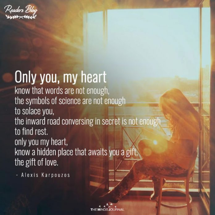 Only You My Heart