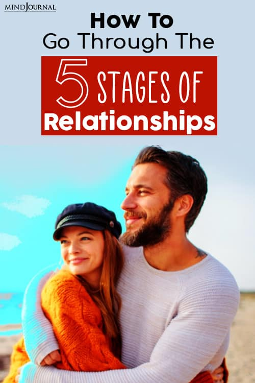 Stages of Relationships pin