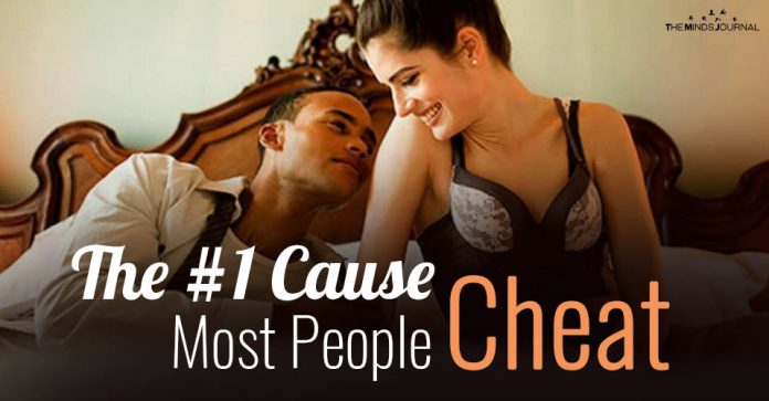 THIS Is Why Most People Cheat In A Romantic Relationship