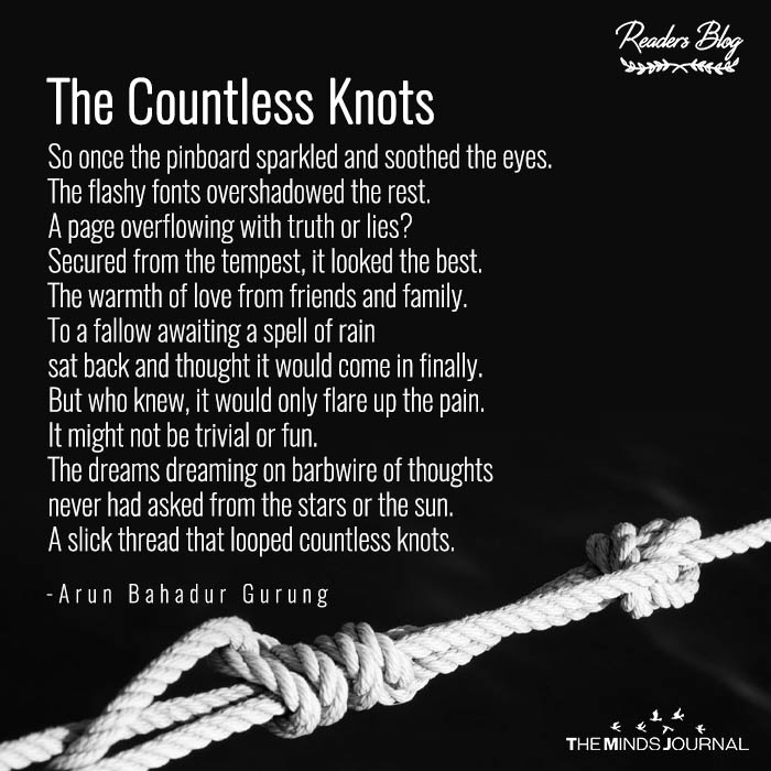 The Countless Knots