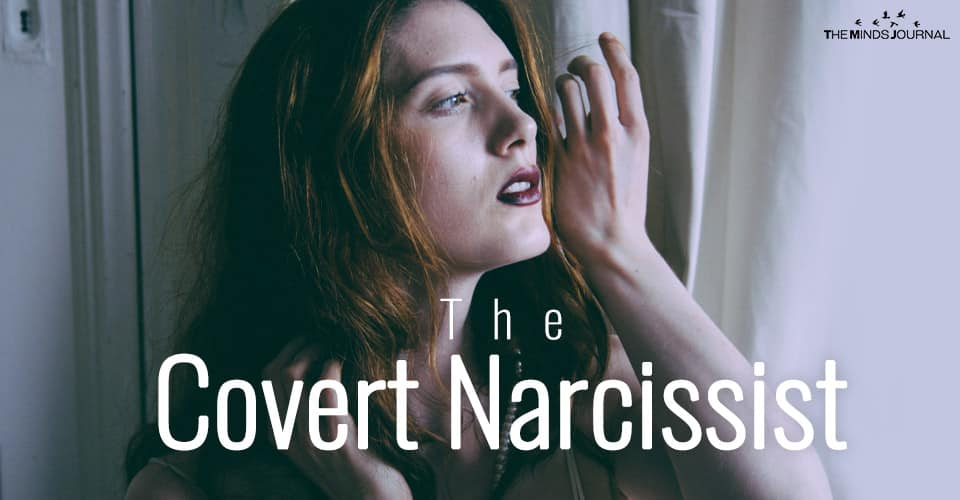 The Covert Narcissist: Angel On The Outside, Devil On The Inside
