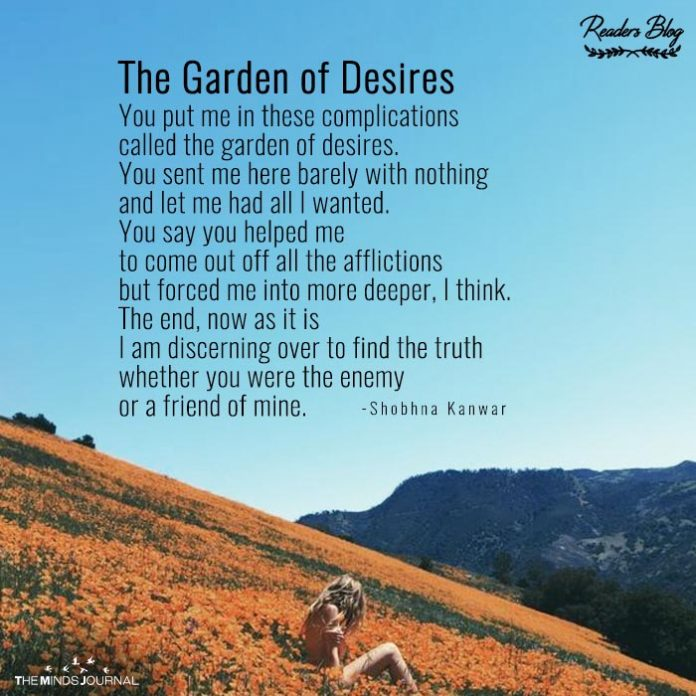 The Garden of Desires