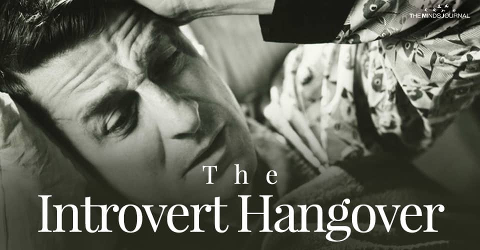 The Introvert Hangover: Tips To Manage 'Peopling Stress'