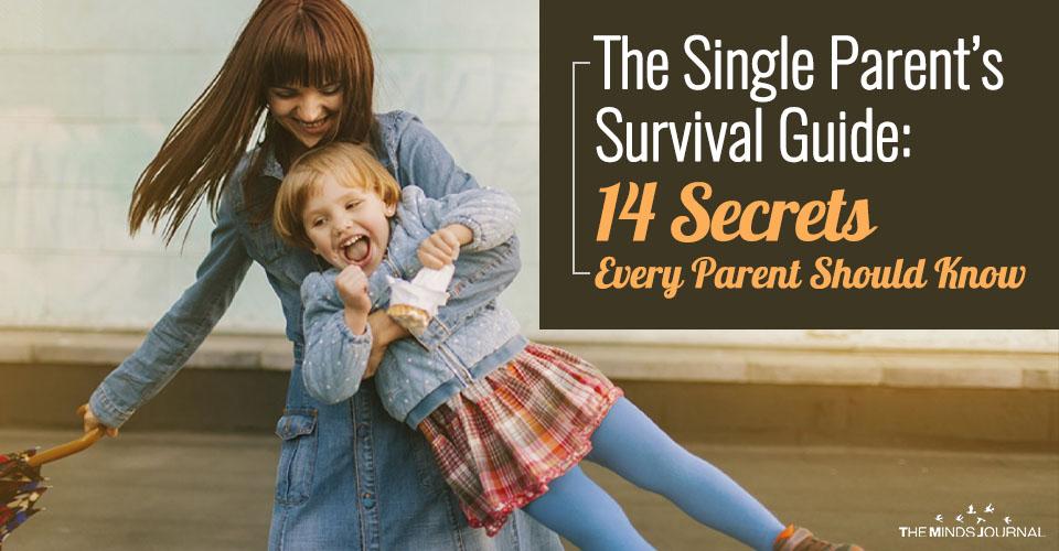 Tips For Single Parents: 14 Secrets Every Parent Should Know