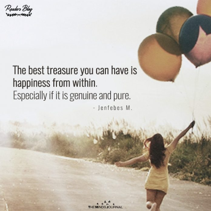 The Best Treasure
