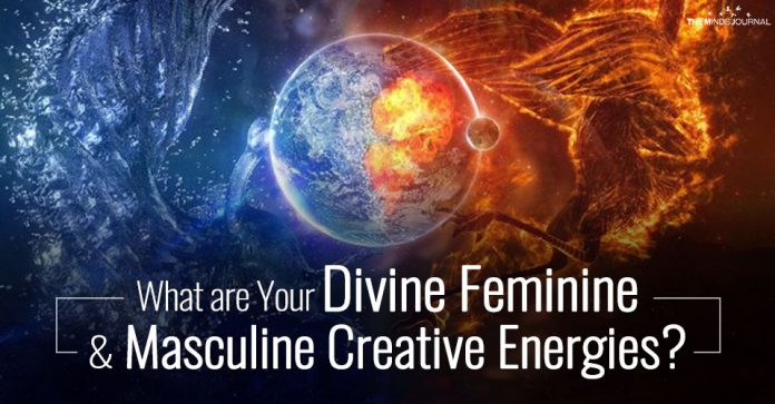 What are Your Divine Feminine and Masculine Creative Energies?