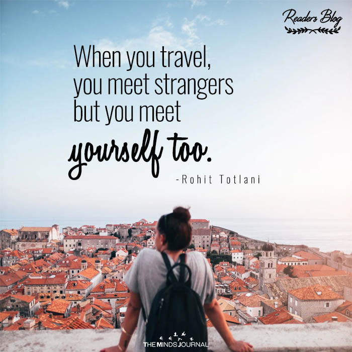 When You Travel