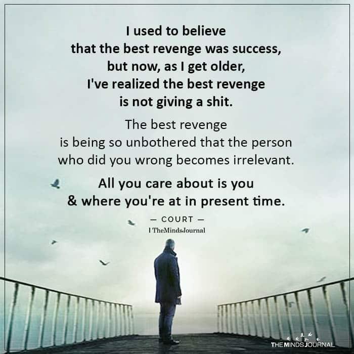I Used to Believe