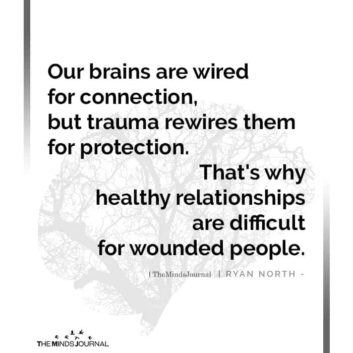 Our Brains Are Wired