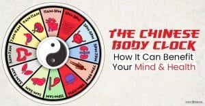 chinese body clock benefits