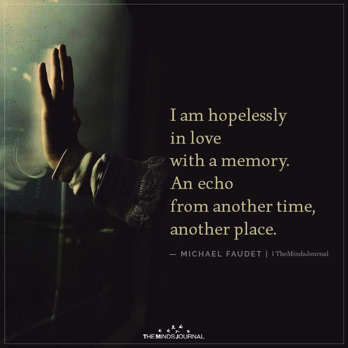 I Am Hopelessly in Love