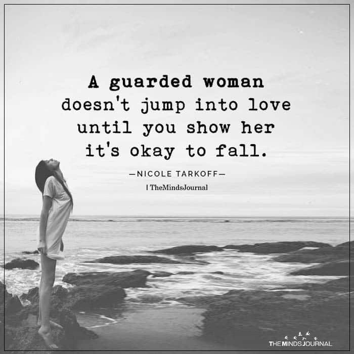 A Guarded Woman