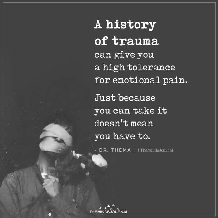 17 Warning Signs Of Complex PTSD (Complex Post-Traumatic Stress Disorder)