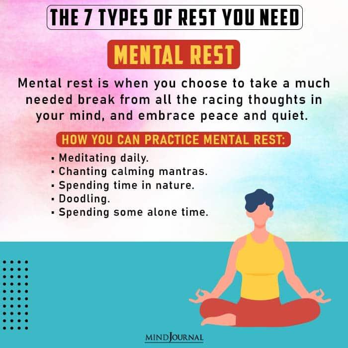 mental rest