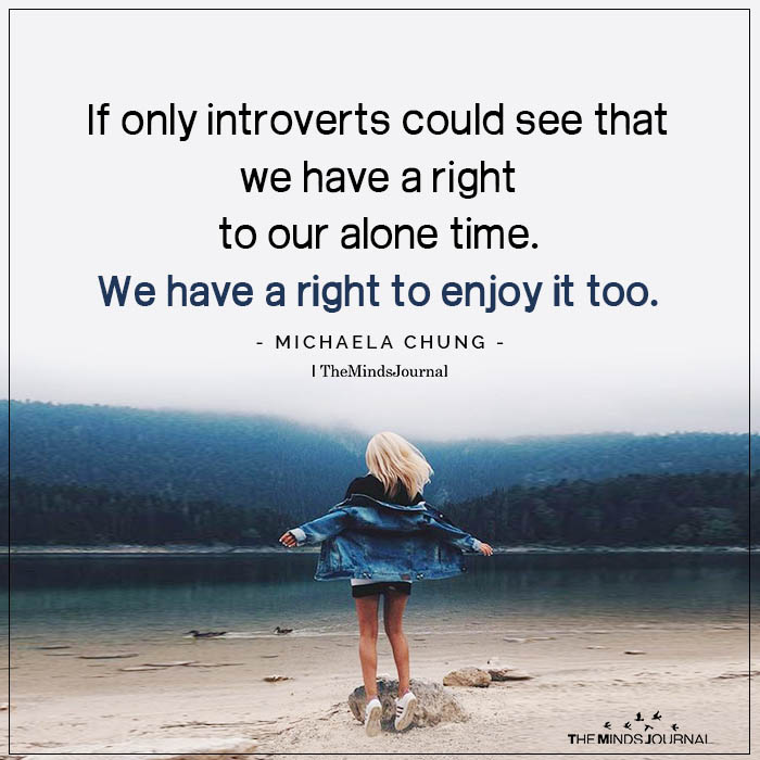If Only Introverts Could See