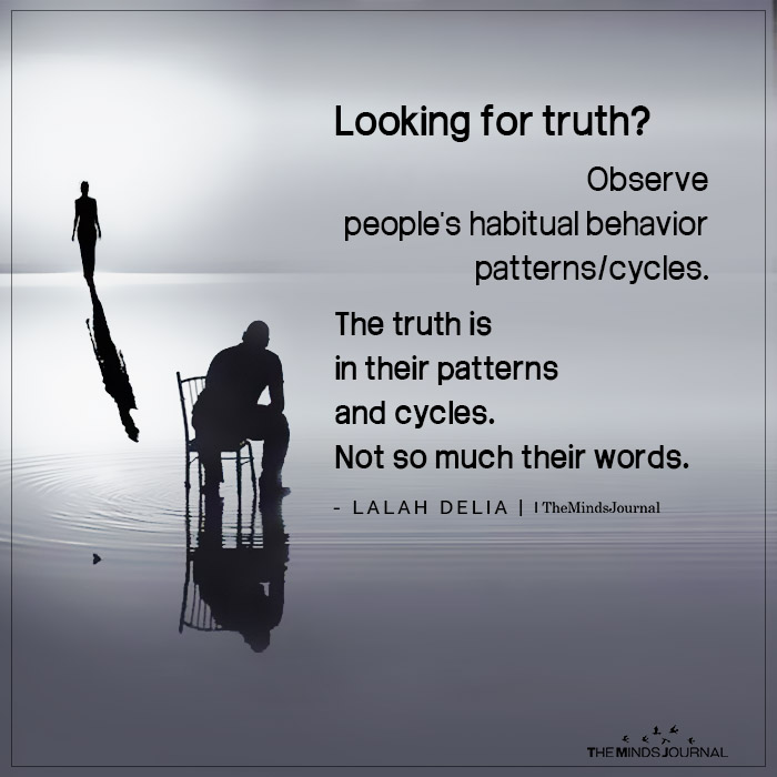 Looking For Truth?