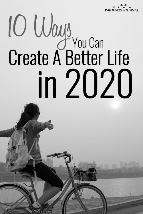 New Year's Resolution v. Life Mission: 10 Ways You Can Create A Better Life in 2020