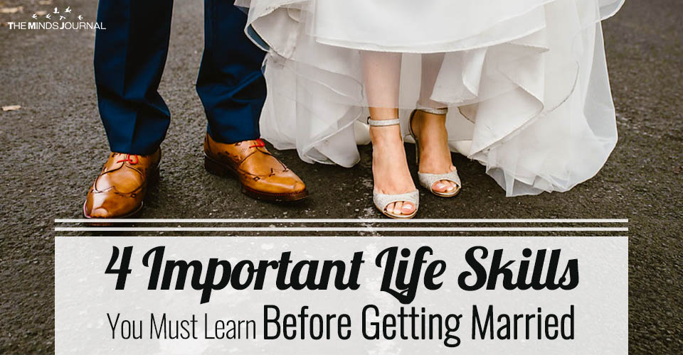 4 Important Life Skills You Must Learn Before Getting Married