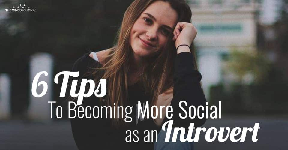 Socializing 101 For Introverts: 6 Tips To Becoming More Social As An Introvert