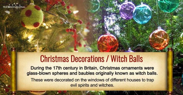 8 Popular Christmas Traditions That