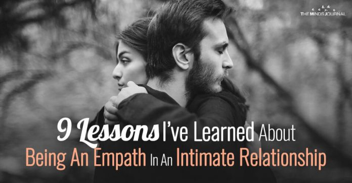 9 Lessons I've Learned About Being An Empath In An Intimate Relationship