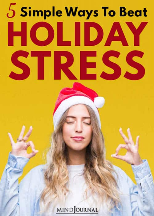 Beat Holiday Stress Spend Quality Time With Family pin