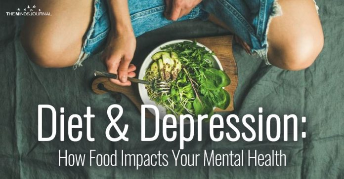 Diet & Depression: 6 Ways Food Impacts Your Mental Health