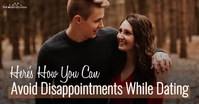 Here's How You Can Avoid Disappointments While Dating