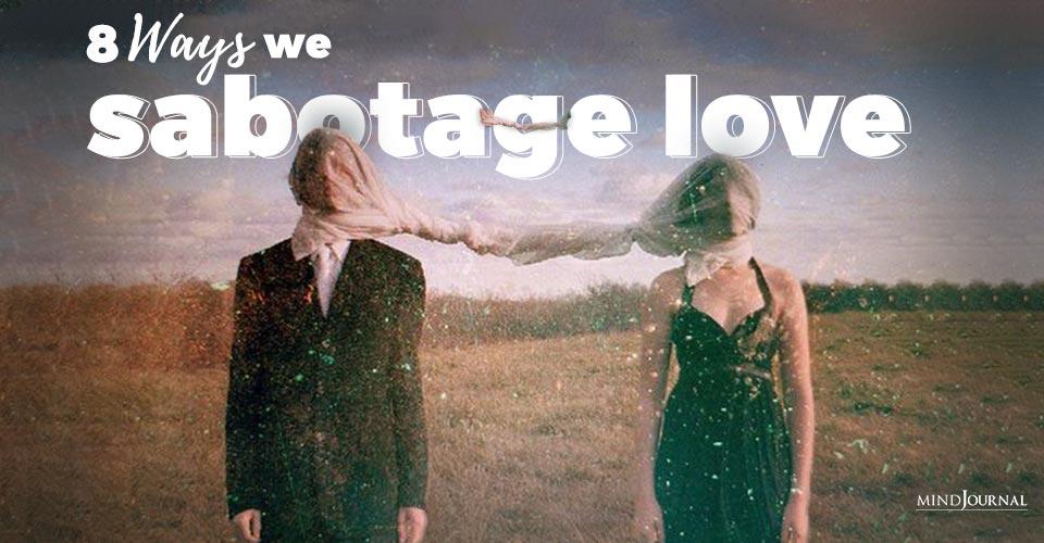 Sabotage Love
