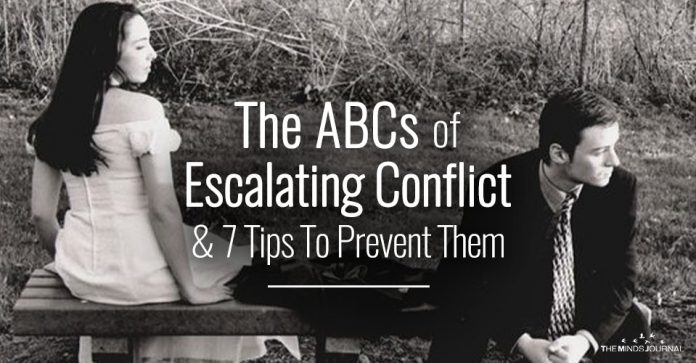 Resolving Conflicts: The ABCs of Escalating Conflict and 7 Tips To Prevent Them