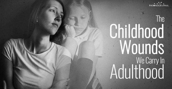The Childhood Wounds We Carry In Adulthood, When We Were Deprived of Love