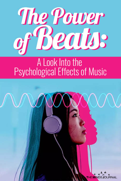 The Power of Beats A Look Into the Psychological Effects of Music pin