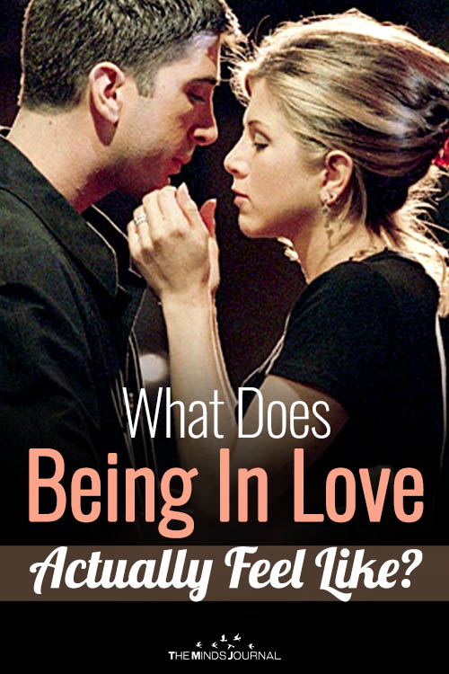 What Does Being In Love Actually Feel Like?